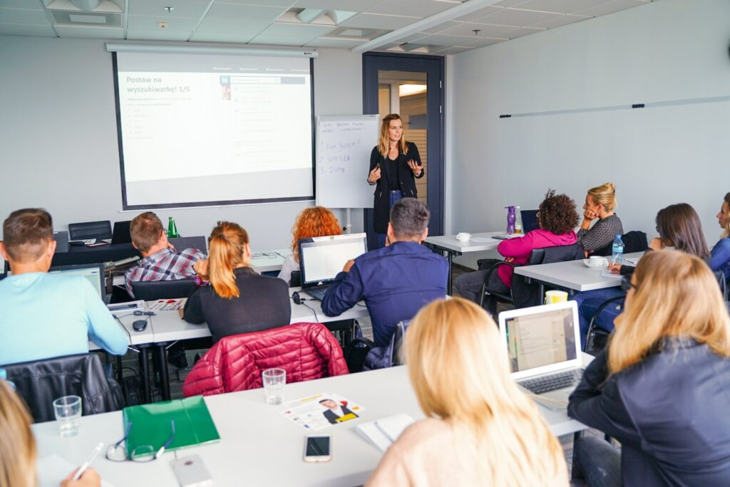 Dagmara Pakulska - szkolenie LinkedIn Marketing